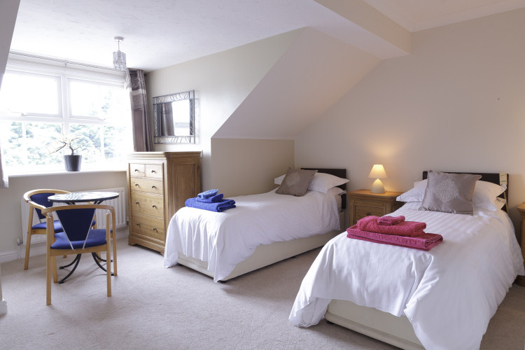 Twin room - Whitby